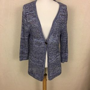 Croft & Barrow Sweater Cardigan Size medium